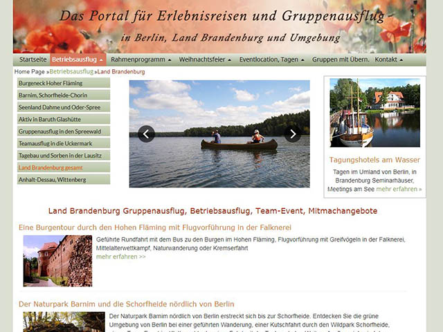 website-portal-betriebsausflug